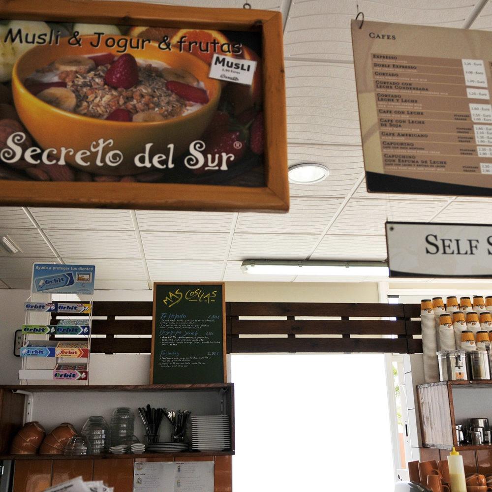 Yogurt en Secreto del Sur