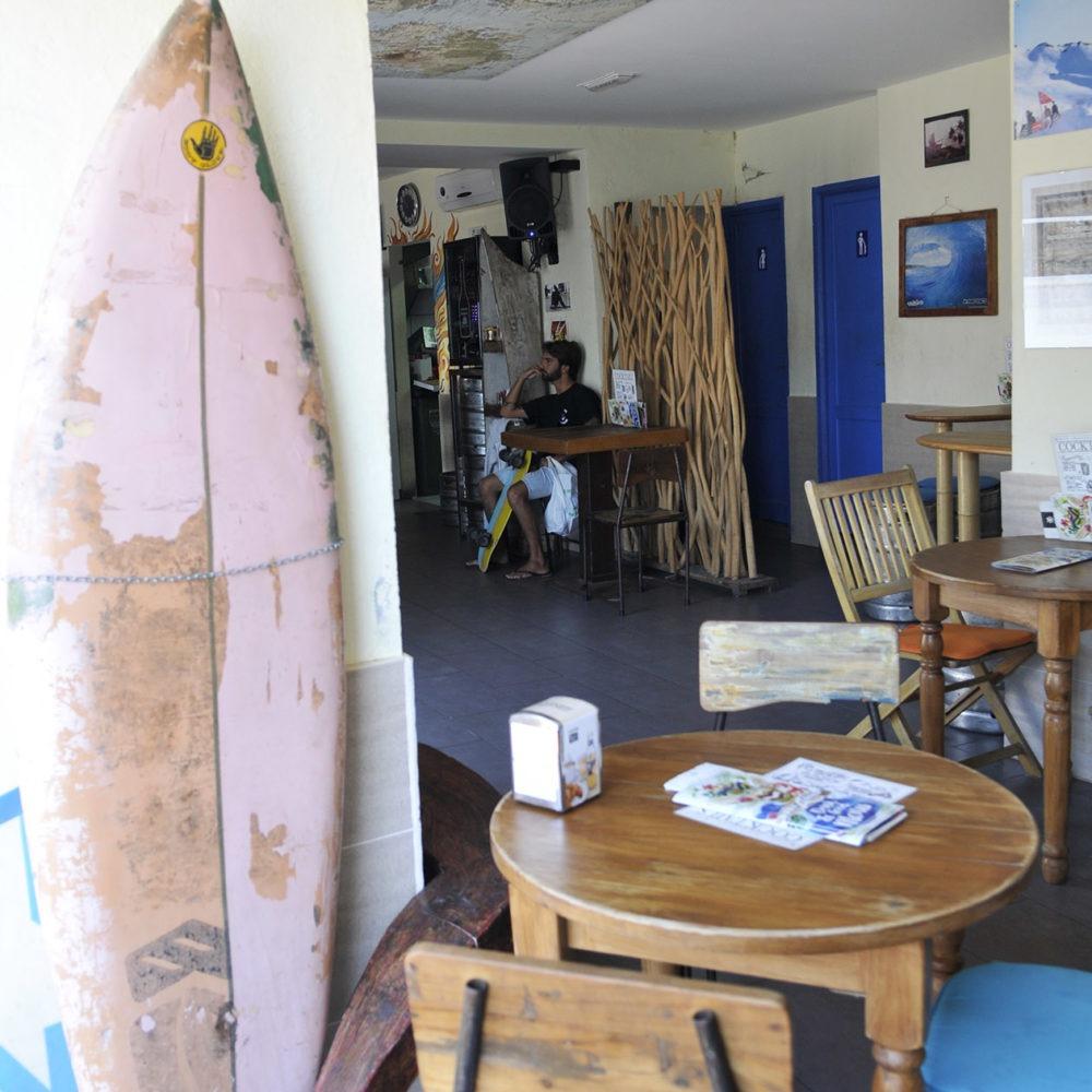 entrada de surf en Buena Onda