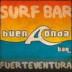 Logo Buena Onda Surf Bar