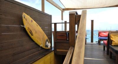 Bajada de tabla de surf