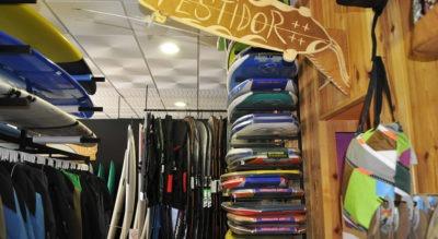 Vestidor Tienda surf Protest