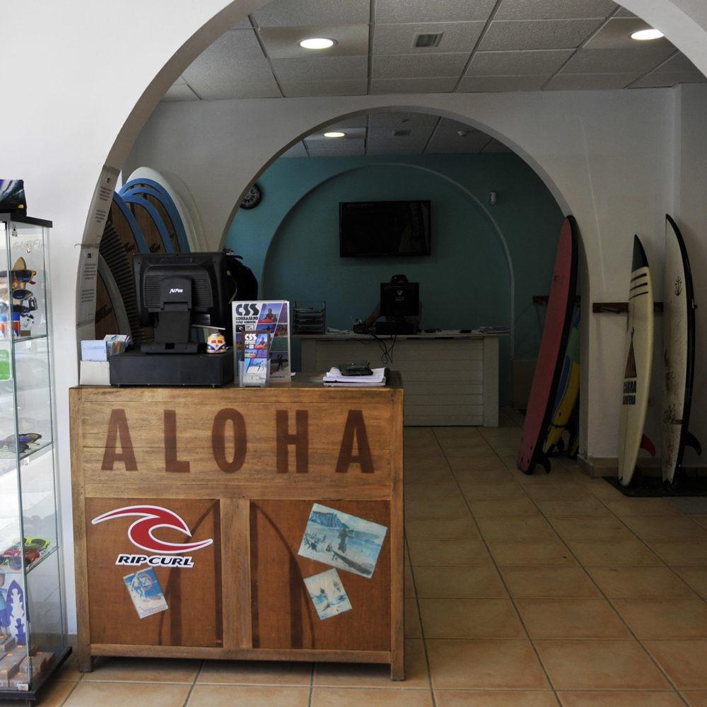 entrada surf school