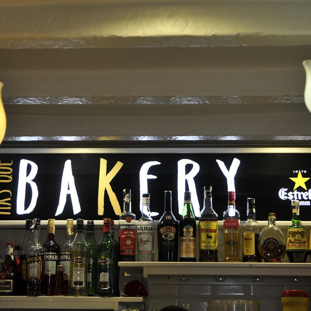 lamparas del bakery