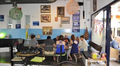 Boardriders surf restaurant