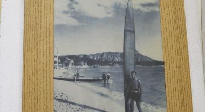 Cuadro de mito del surf