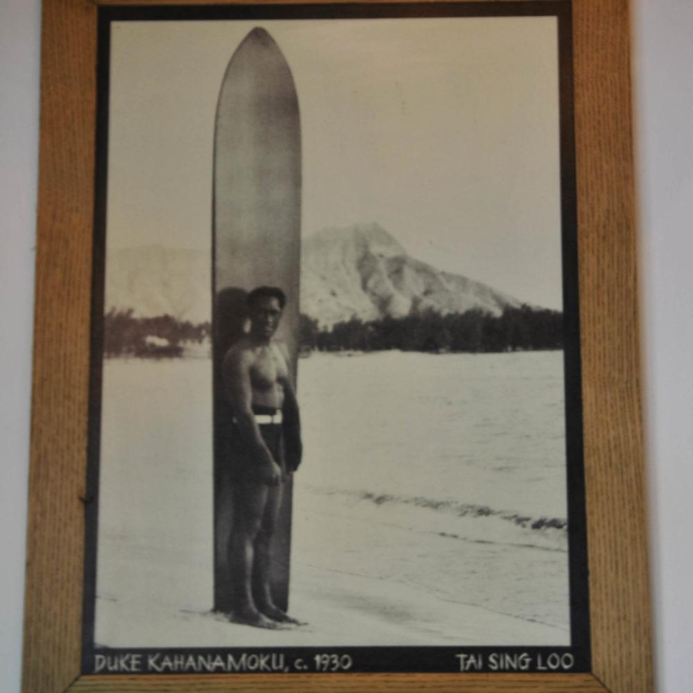 Duke Kahanamoku en Boardriders Fuerteventura