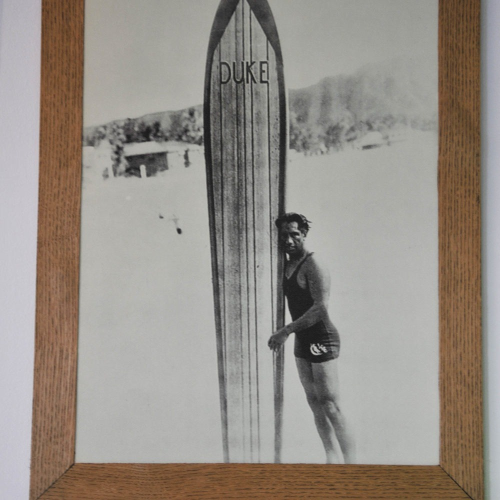 Duke Kahanamoku en Boardriders Fuerteventura 2