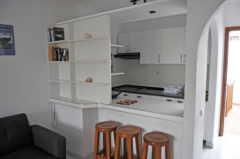 Salóncocina surf apartament