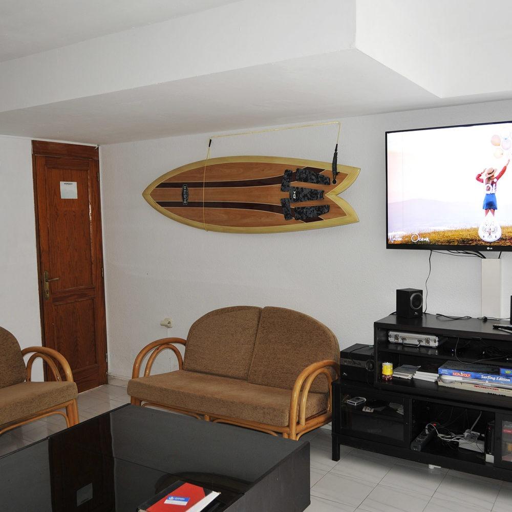 Salon de surf school Ineika