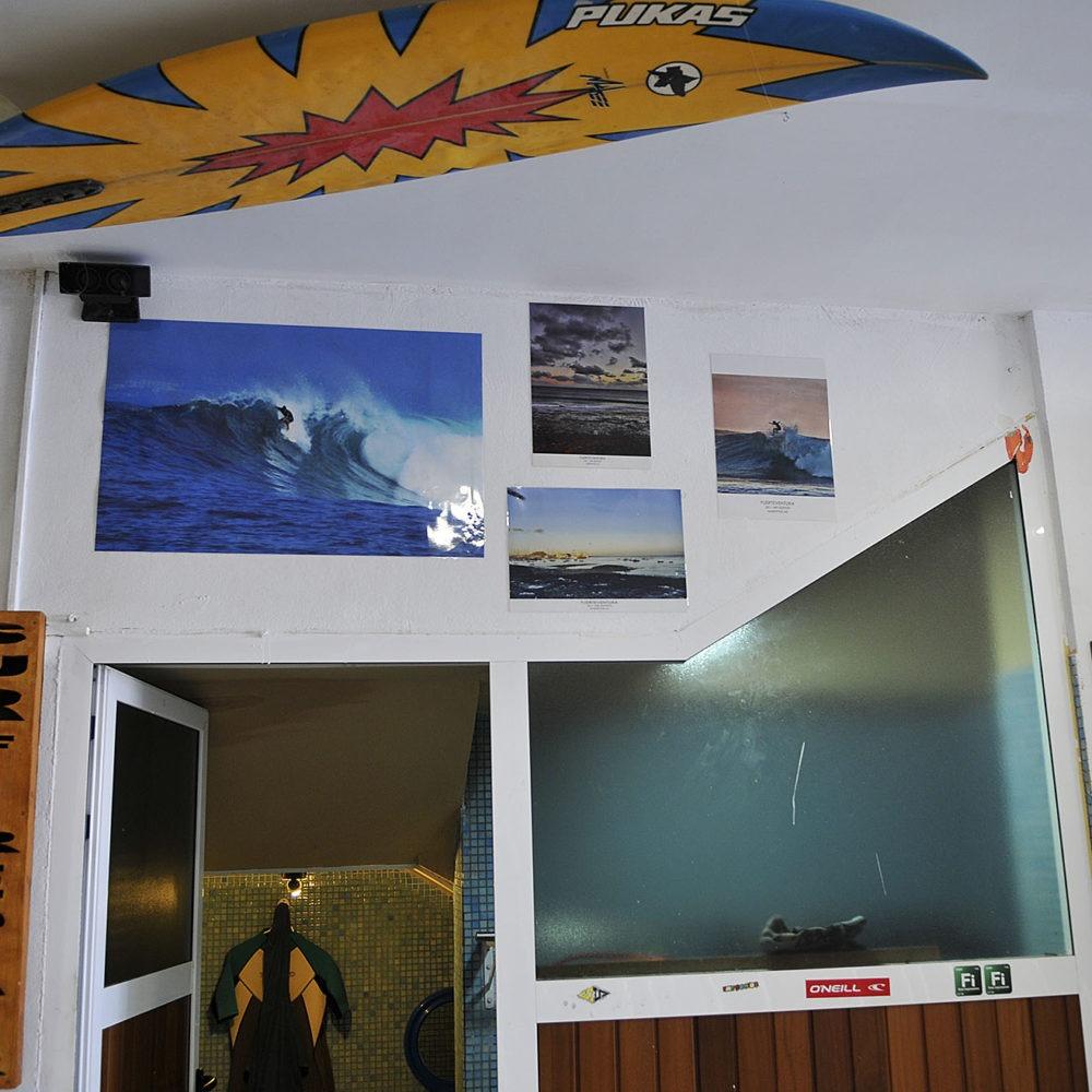 Surf repair zone