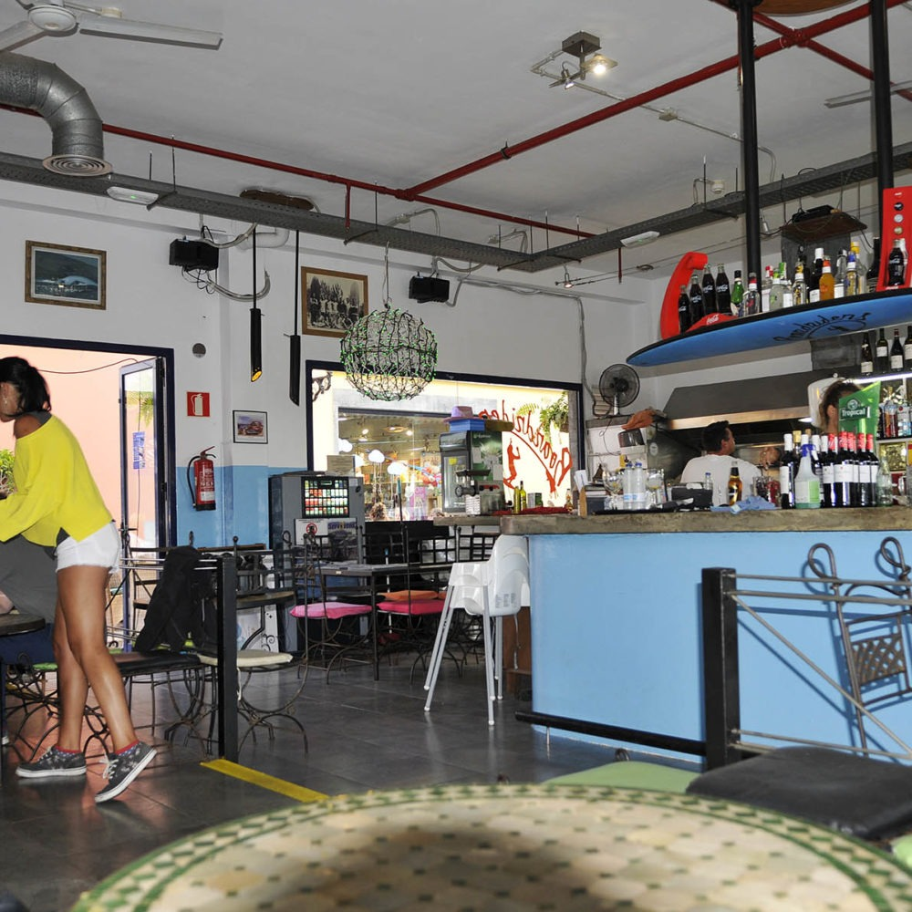 Surf restaurant Corralejo