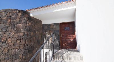Villa Bahía entrada