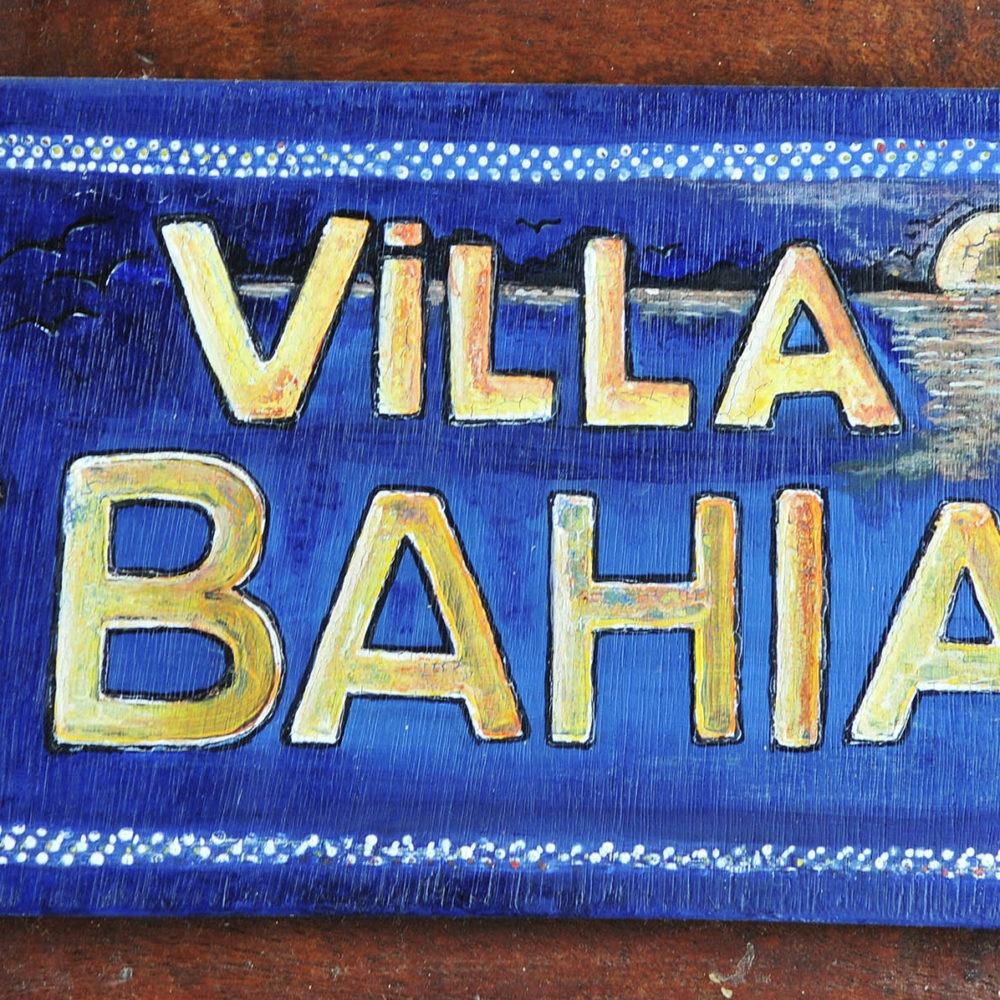 Villa Bahía surf house