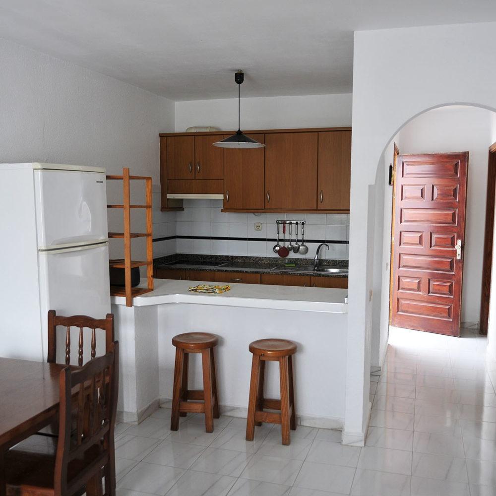 saloncocina surf apartment