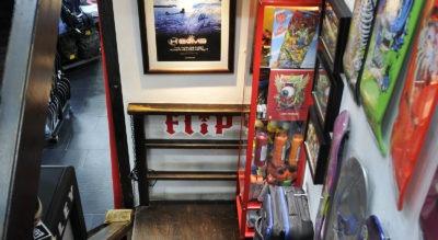 Bajada tienda de surf Corralejo