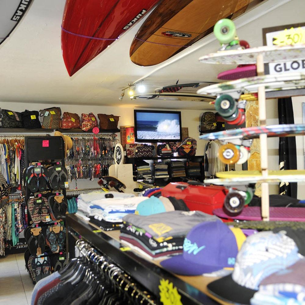 Videos de surf en la tienda King