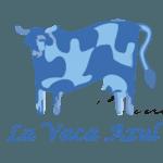 logo la vaca azul
